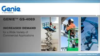 Genie® GS™-3369 RT - Genie RT69 Series Scissor Lift