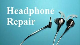 How to Repair or Fix Headphones thumbnail
