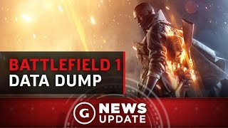 Tons of Battlefield 1 Info Mined from the Alpha - GS News Update