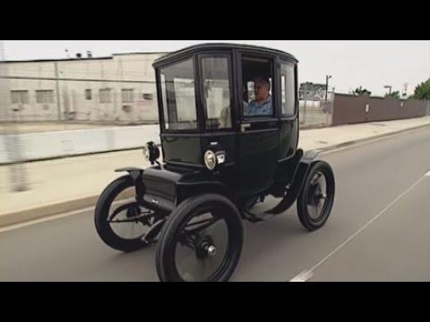 Jay Leno's Baker Electric Car