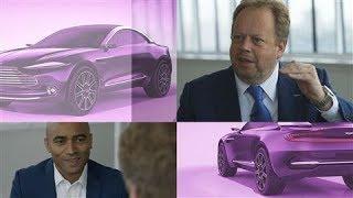 Could James Bond's Next Car Be an Aston Martin SUV?