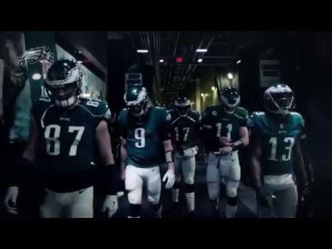 Philadelphia Eagles Hype Video 2018- Road to Superbowl 52