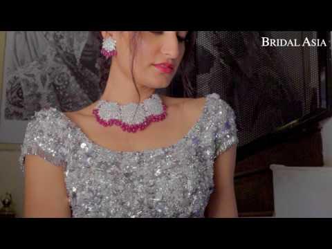 BRIDAL ASIA X NADINE - FESTIVE 2017