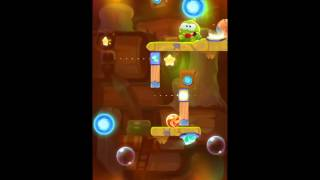 Cut The Rope Magic Ancient Library Level 50-14 Walkthrough Android