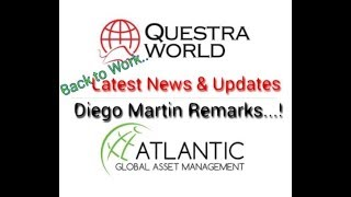 Questra World || AGAM || Latest News and Updates || Diego Martin || Technical Mohsin