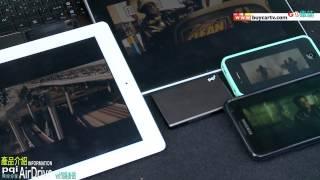 pqi AirDrive無線wifi隨身碟