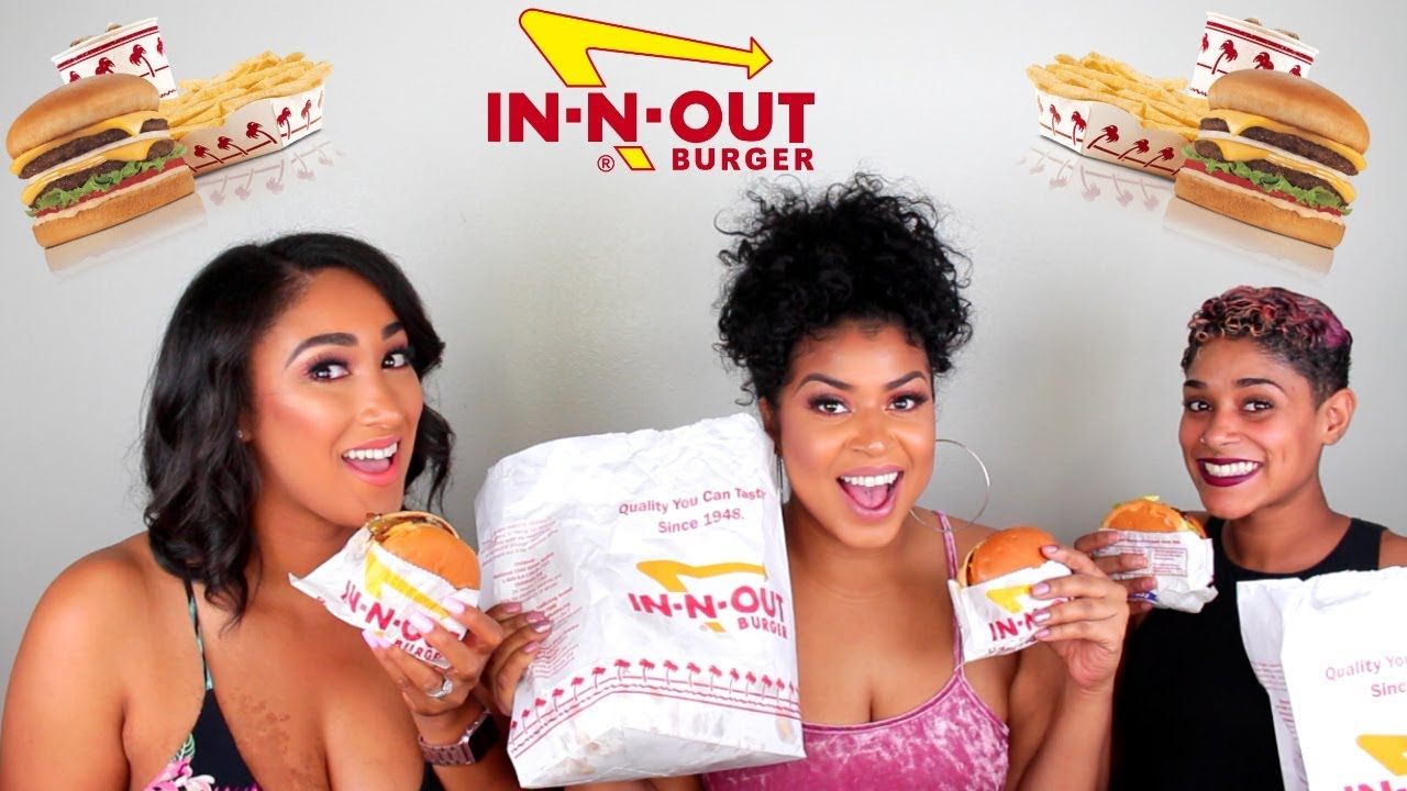 Mukbang In N Out Burger Giveaway Beyonce Jay Z Otr Ii Tour Closed