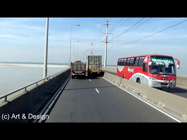 Bangabandhu Bridge/Jamuna Bridge of Bangladesh/????????? ????/????? ????