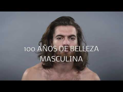 100 años de belleza masculina - Evolución del corte de cabello