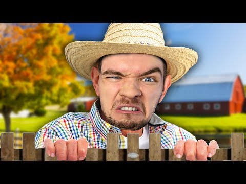 FARM BOIS! | A Way Out - Part 3 w/ Robin