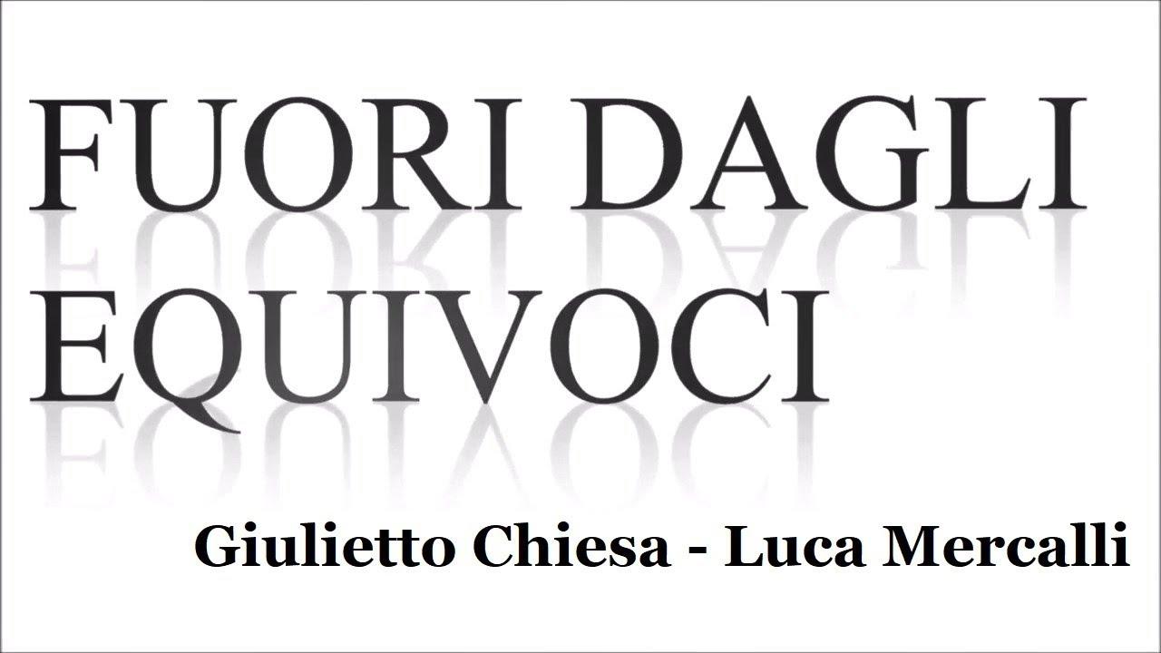 Fuori dagli equivoci.  Giulietto Chiesa e Luca Mercalli Torino 8 marzo 2019