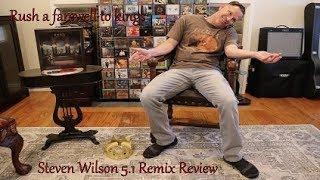 Baixar Rush A Farewell to Kings 40th Anniv. 5.1 Steven Wilson Remix Review
