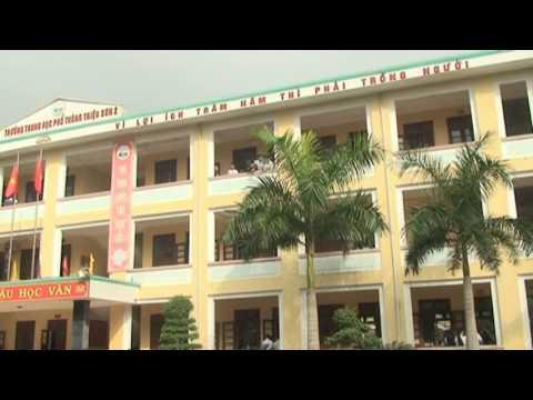 PTTH Triệu Sơn 2 Thanh Hóa 45 Năm xây dựng và Trưởng thành