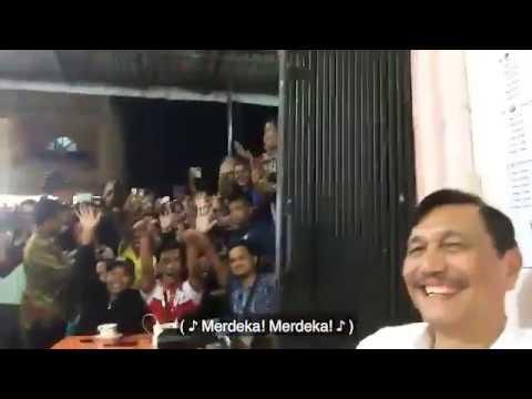 VLOG Jokowi di Balige, Kabupaten Toba Samosir, Sumatera Utara