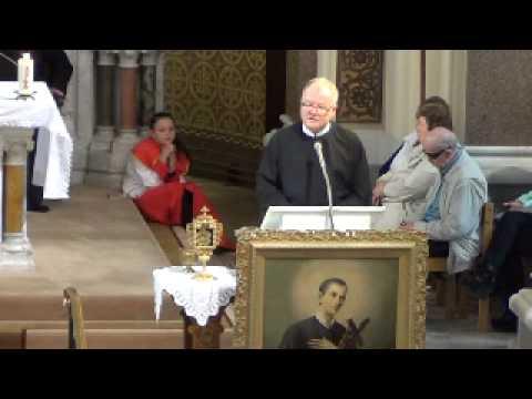 St Gerard's Novena : Day 4 (Mass of Healing) :Fr Adrian Egan