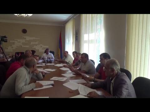 Սևան համայնքի ավագանու նիստ` 05.09.2018
