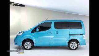 Nissan e Nv200 2015 новые автомобили из Японии