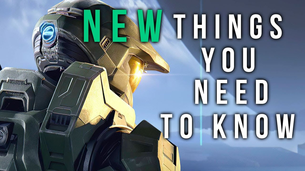 Halo Infinite: 10 NEW Things You NEED TO KNOW thumbnail
