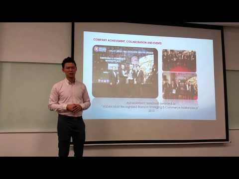 Irewards Business concept Sharing by Kien Tang
