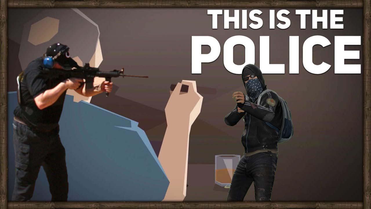 This is the police прохождение elvis calvo