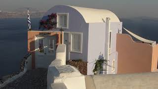 Greece - SANTORINI, island in the Aegean Sea