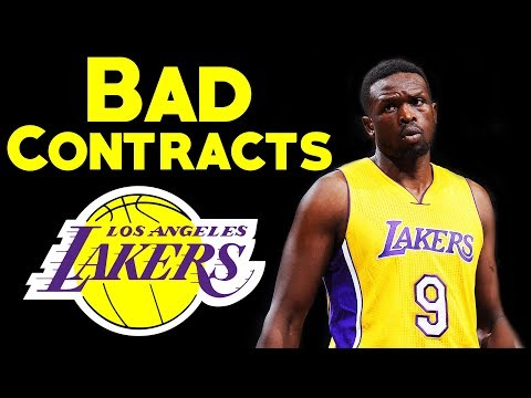 How Hard Is It for the Lakers to Trade Luol Deng?