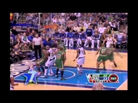 Kevin Garnett - Top 10 defensive plays of the 2007/2008 season