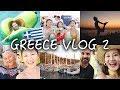 Greece Vlog Pt 2   DW Yacht Week