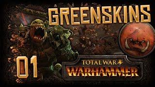 [1] Total War: Warhammer (Orcs) Campaign Walkthrough w/ SurrealBeliefs