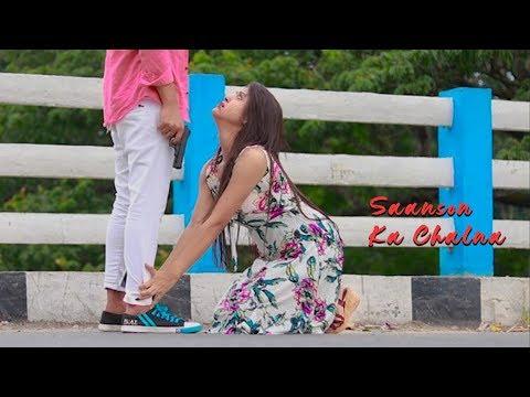 Saanson Ka Chalna Tham Sa Gaya|| Bewafa Pyar || Heart Touching || Sad Love Story #violeena