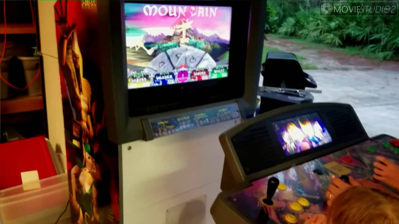 Gauntlet Dark Legacy Arcade Finished Restoration - YouTube