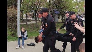 Репортаж без купюр Пенза 05.05.18 ул. Московская