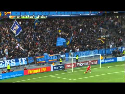 Sam Johnson Highlights | Allsvenskan 2015