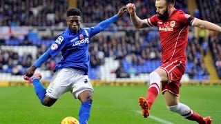 Birmingham City 0-0 Cardiff City | Championship Highlights 2014/15