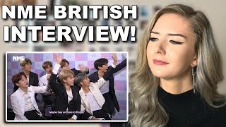 BTS vs the fans NME interview reaction // ItsGeorginaOkay