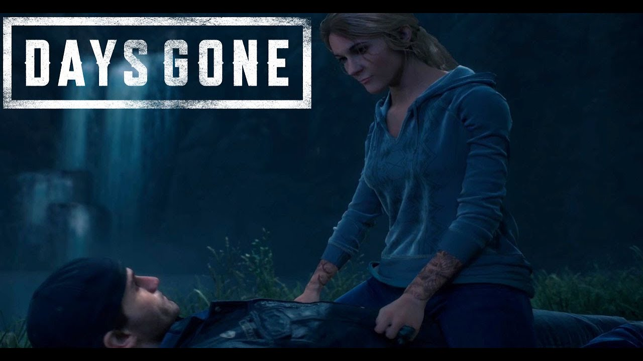 Days Gone Deacon Gives Sarah His Ring (#DaysGone Cutscene)