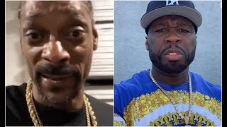 50 Cent Owes Snoop Dogg Money Confronts FOFTY At Concert