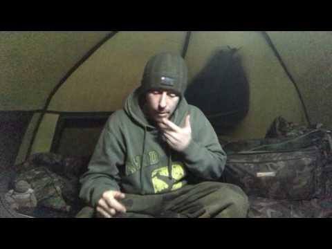 ****TackleBox TV - Keith Desmond Vlog ***** Bivvy Essentials