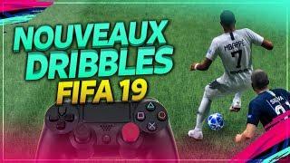 FIFA 19 - NOUVEAUX GESTES TECHNIQUES TUTORIEL !