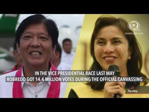 'New VP' in 2017? Robredo camp alarmed by 'recount'