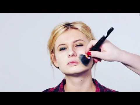 Анна Цуканова-Котт 3 образа Estée Lauder - YouTube