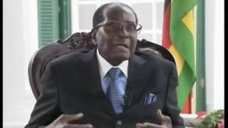 mugabe birthday speech