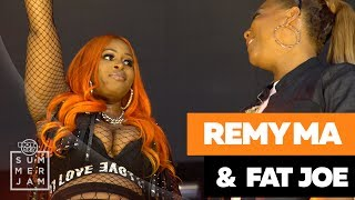 Download Remy Ma Brings Out The Queens of Hip Hop at Summer Jam Mp3 and Videos
