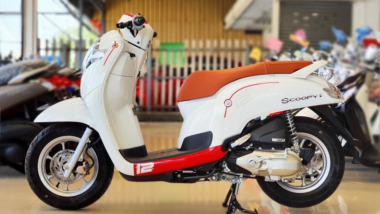 Honda New Scoopy I Club 12 2020 Youtube