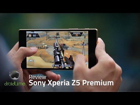 Sony Xperia Z5 Premium - Review Indonesia