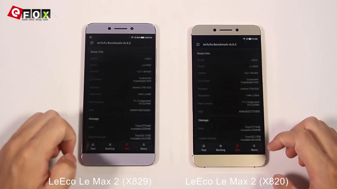 Сброс настроек LeEco Le Max 2 x820 x823 и русификация!! (Hard .