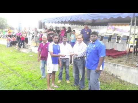 Diari YB Ab Aziz Kaprawi - Calon BN Parlimen Sri Gading