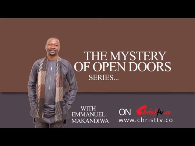 Emmanuel Makandiwa on Mystery of Open Doors