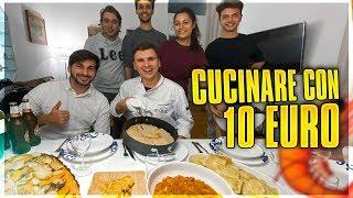 quante cose si possono cucinare con 10 euro?