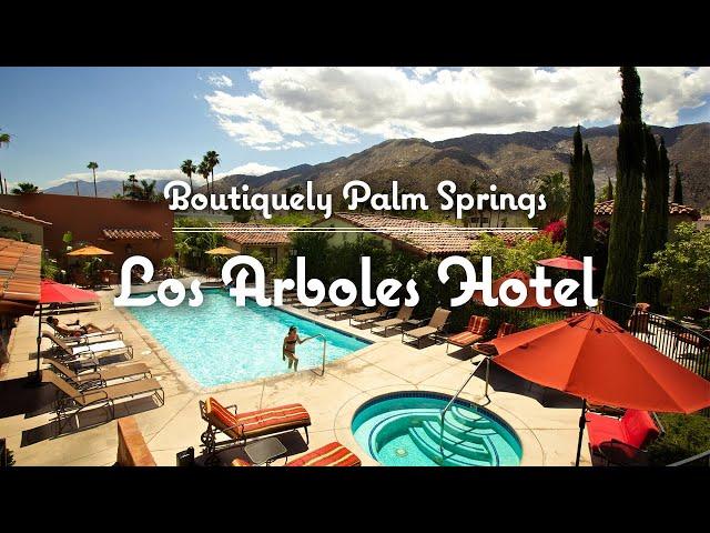 Los Arboles Hotel – Hotel Tour